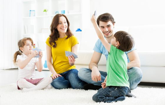 Your carpets and floors will shine so you can play your favorite games with the family.